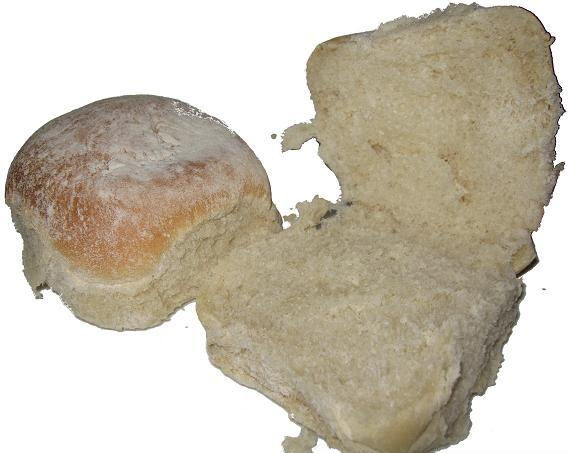 Blaa - Soft white bread rolls from Waterford City, Ireland