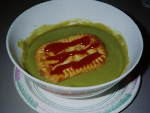 Pie floater